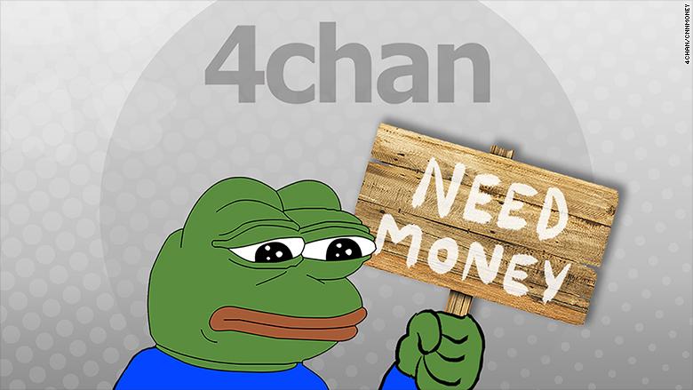 4chan broke