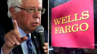 Bernie Sanders: Focus Wells Fargo criminal probe on senior execs