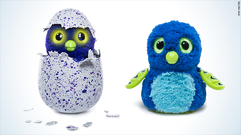 Hatchimal madness eggs on holiday toy tradition
