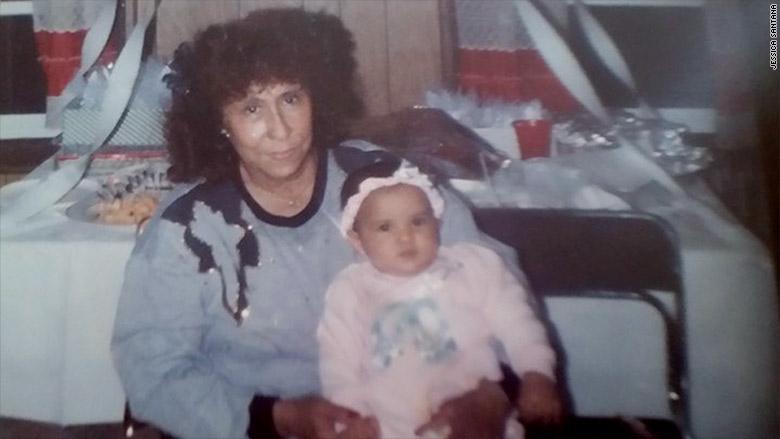 jessica santana baby and mom