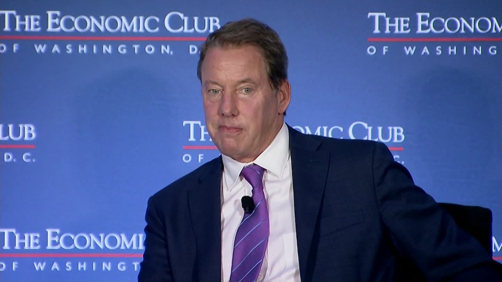 Bill Ford: Trump attacks on company are 'infuriating'