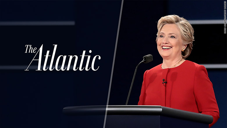 the atlantic hillary