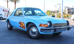 The AMC Pacer from 'Wayne's World' is for sale