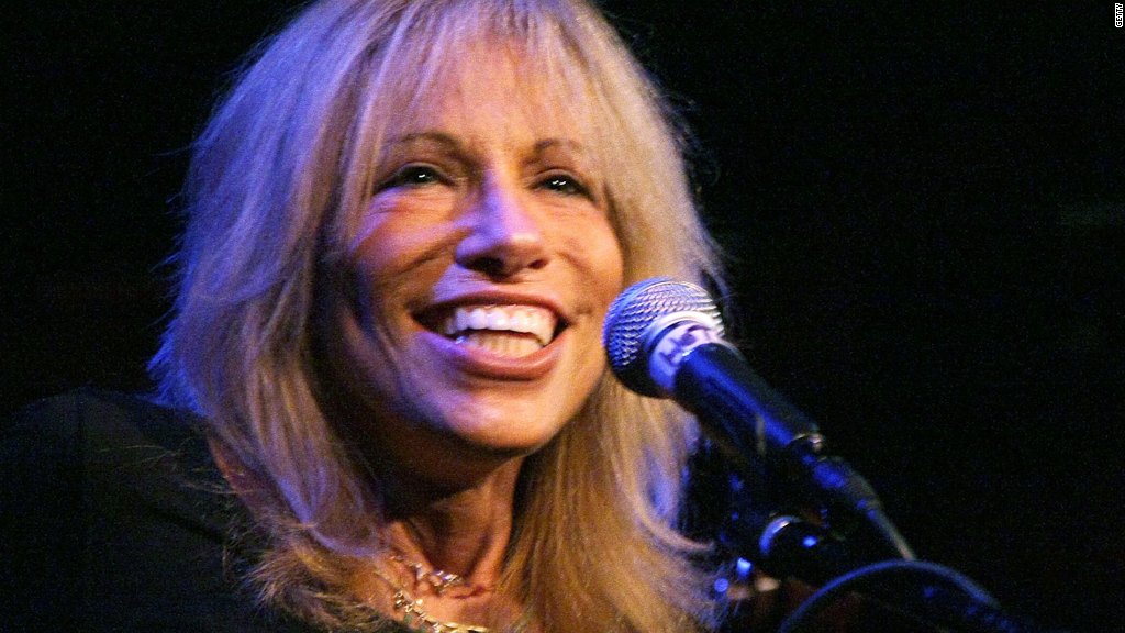 Carly Simon's anti-Trump ad