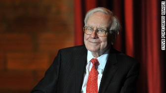 buffett taxes