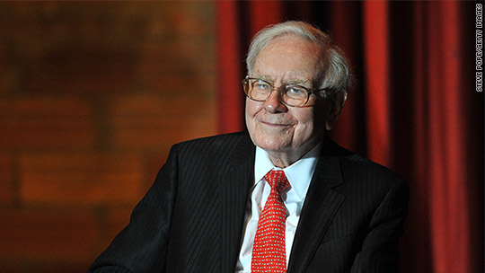 Warren Buffett to Trump: 'I have paid federal income tax every year since 1944'