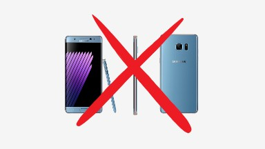 If you still own a Note 7, Samsung is going to make it really hard for you to charge it