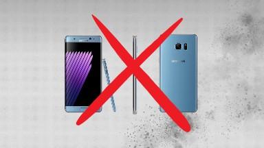 Samsung stock takes a hit on Note 7 fiasco