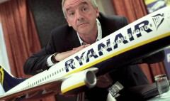 Michael O'Leary in 60 seconds
