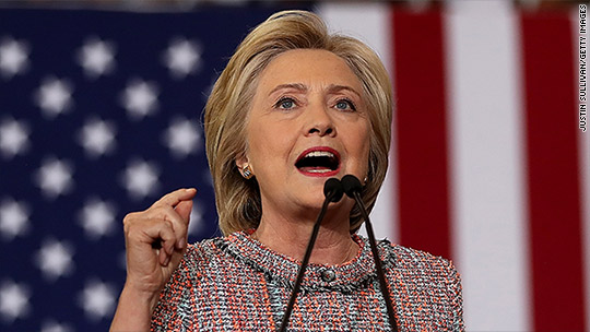 Clinton's tax plan may not raise as much money as expected