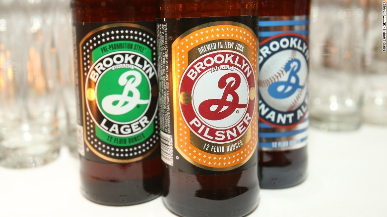 Kirin buys 24.5 percent minority stake in Brooklyn Brewery