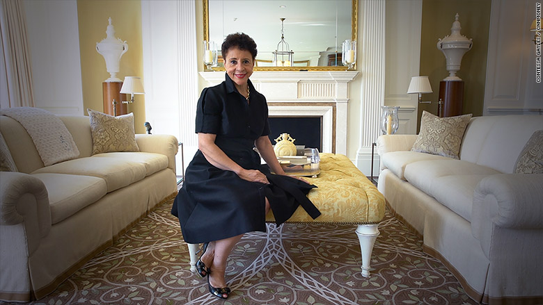 sheila johnson still