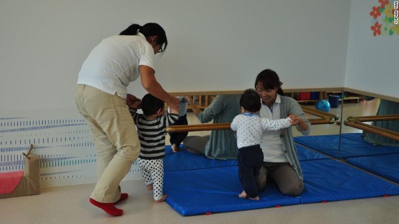 nissan child care center