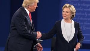 If Trump OR Clinton win