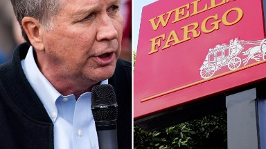 John Kasich bans Wells Fargo from lucrative Ohio deals