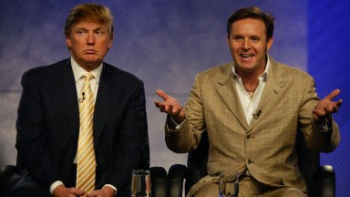 Could Mark Burnett take down Donald Trump?