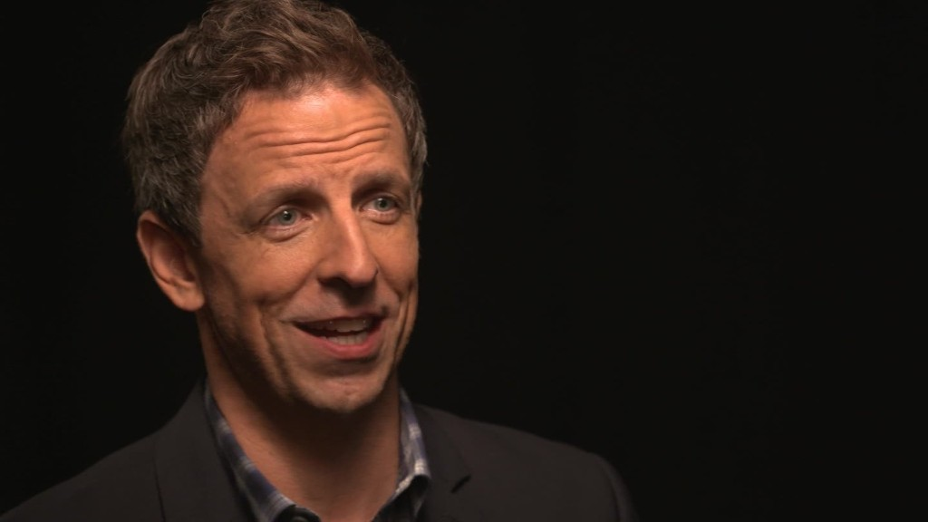 Which Game of Thrones character would Seth Meyers be?