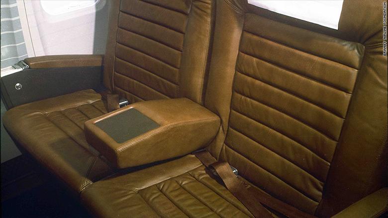braniff seats