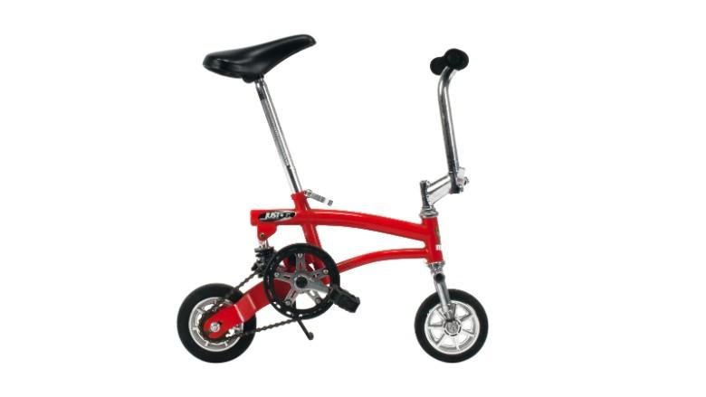 robin williams runt mini bike