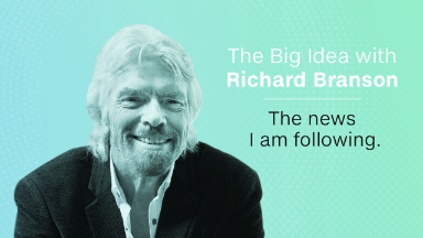 Richard Branson: Fast facts
