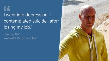 Wells Fargo workers describe mental health nightmares