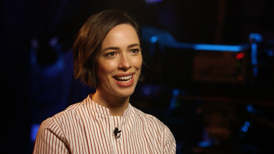 The Conversation: Rebecca Hall on 'Christine'