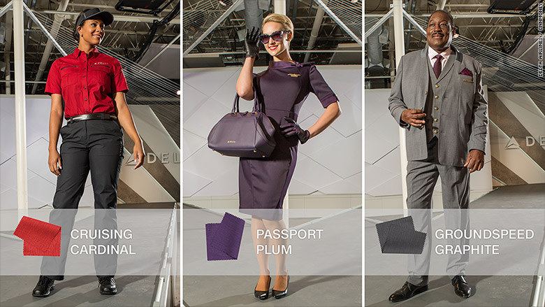 delta uniforms zac posen