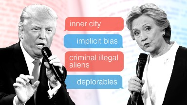 Decoding the 'dog whistle' politics of Trump and Clinton