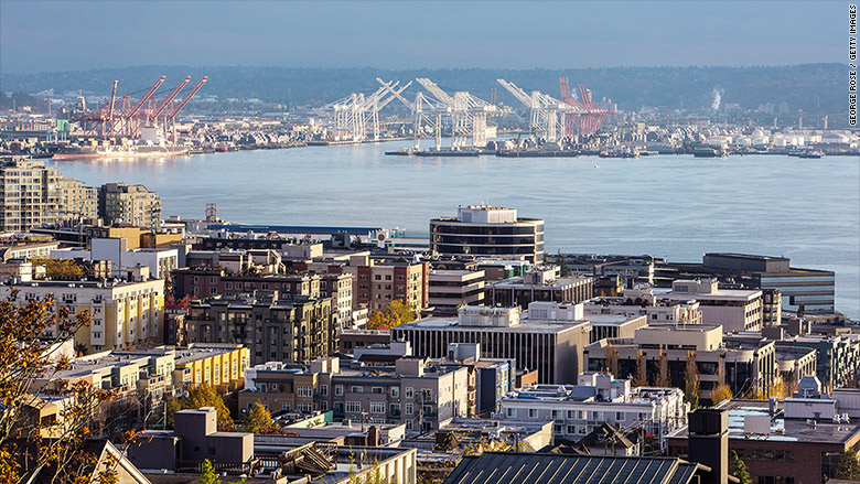 For foreign home buyers this u s city is the next big for Real estate market seattle