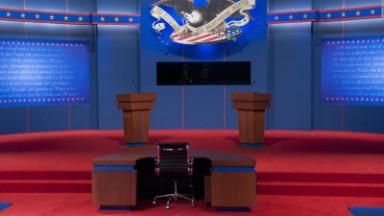 14 months of debates in under three minutes