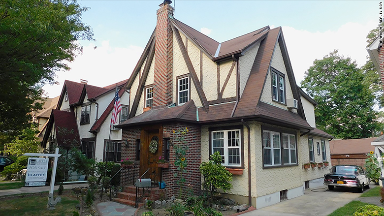 Donald Trump's childhood home sells ... again. For a massive profit