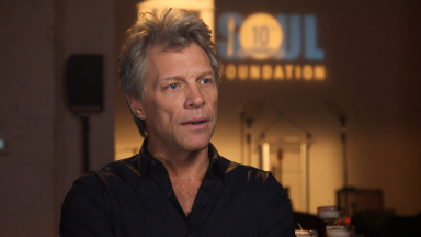 Bon Jovi's pay-it-forward mission
