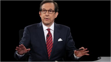 Chris Wallace delivers sterling performance as debate moderator