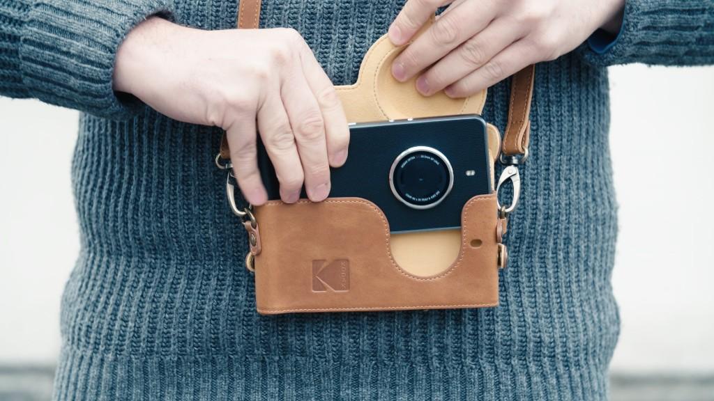 Why is Kodak making a smartphone?