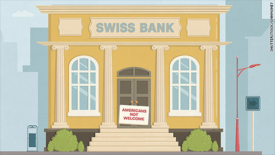 U.S. to Swiss banks: Please let Americans open accounts