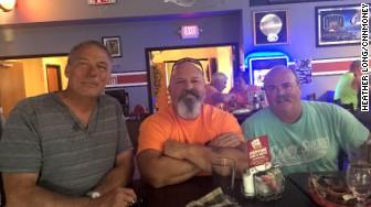 3 guys in a bar