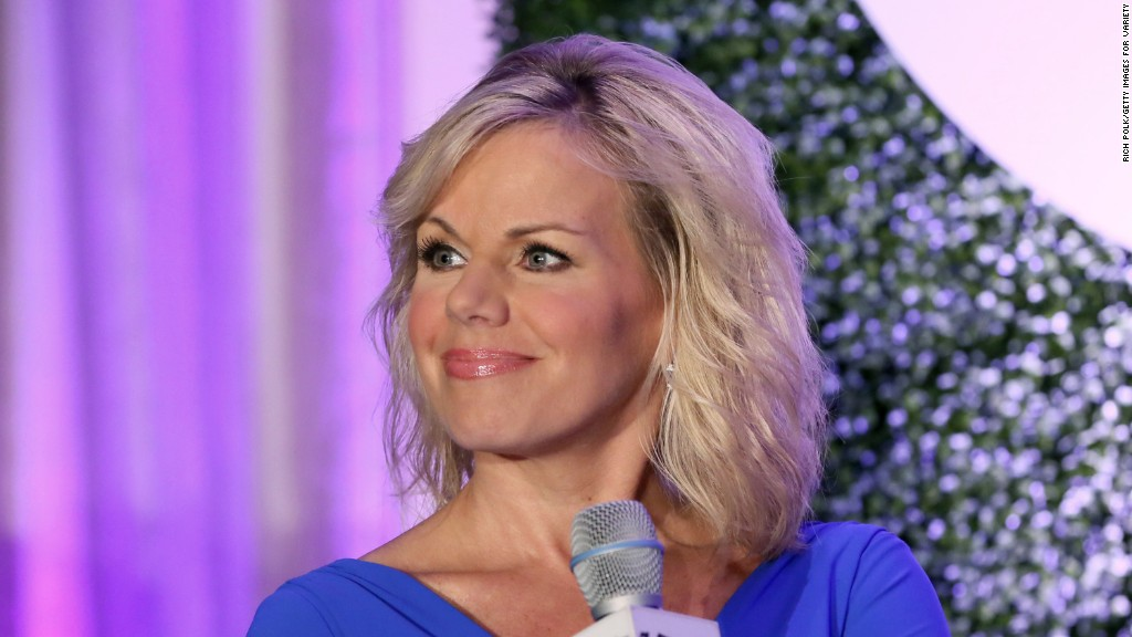 Gretchen Carlson: Every woman has experienced sexual harassment