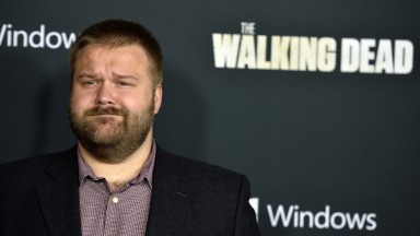 'The Walking Dead' creator on crafting a 'zombie movie that never ends'