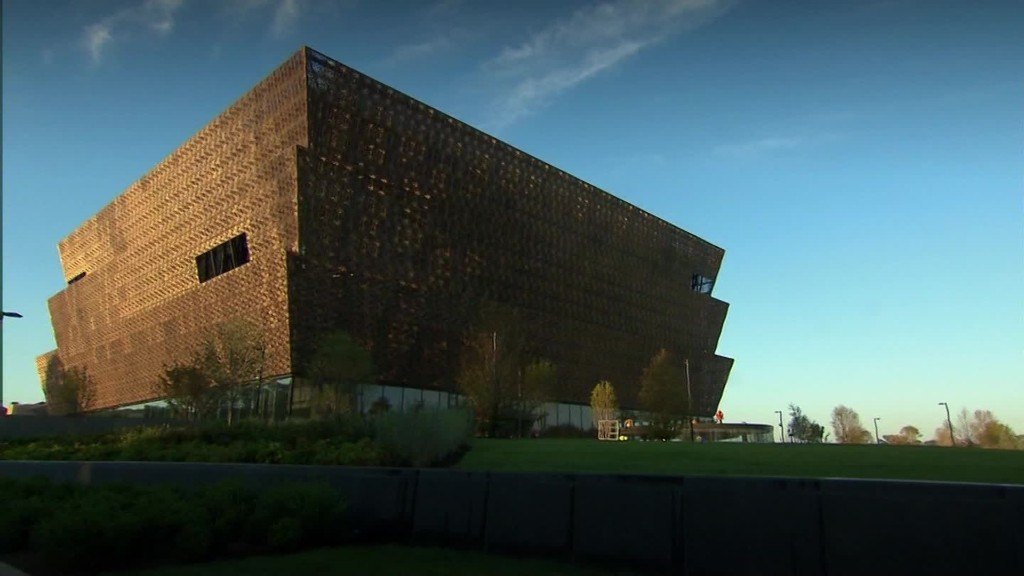 african american museum The idea of a national african-american museum was conceived by black civil war veterans more than a century ago on sept 24, their vision became a reality with the opening of the smithsonian .