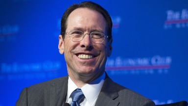 AT&T chief says he's ready to go to court to get Time Warner deal done