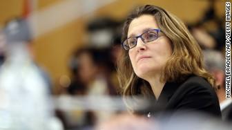 canada trade minister