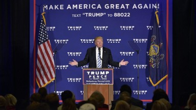 Donald Trump rips into possible AT&T-Time Warner deal