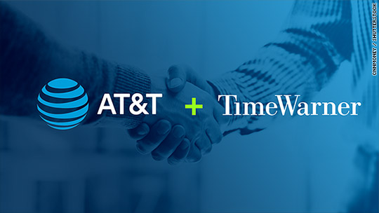 Why AT&T wanted Time Warner
