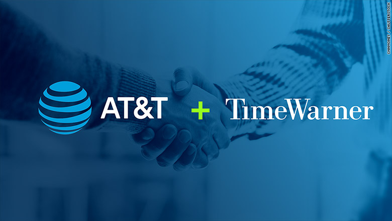 AT&T acquires Time Warner in $85B mega-deal