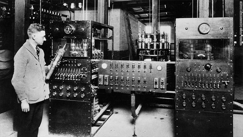 AT&T's history: Destruction, reinvention, evolution