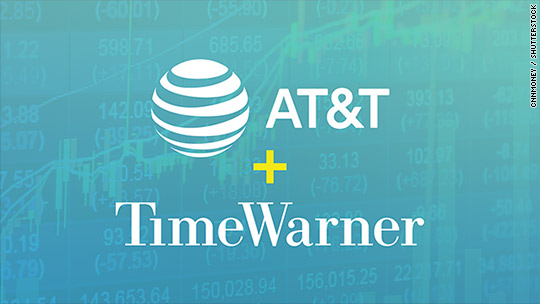 AT&T, Time Warner CEOs hopeful Trump will OK merger
