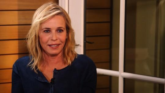 Chelsea Handler gets political