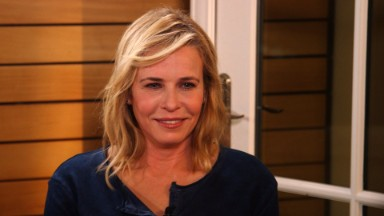 Rapid fire politics with Chelsea Handler