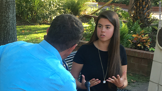 Richard Quest: What Florida voters want