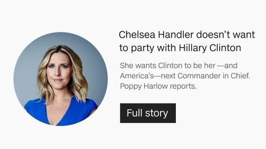 Chelsea Handler Election